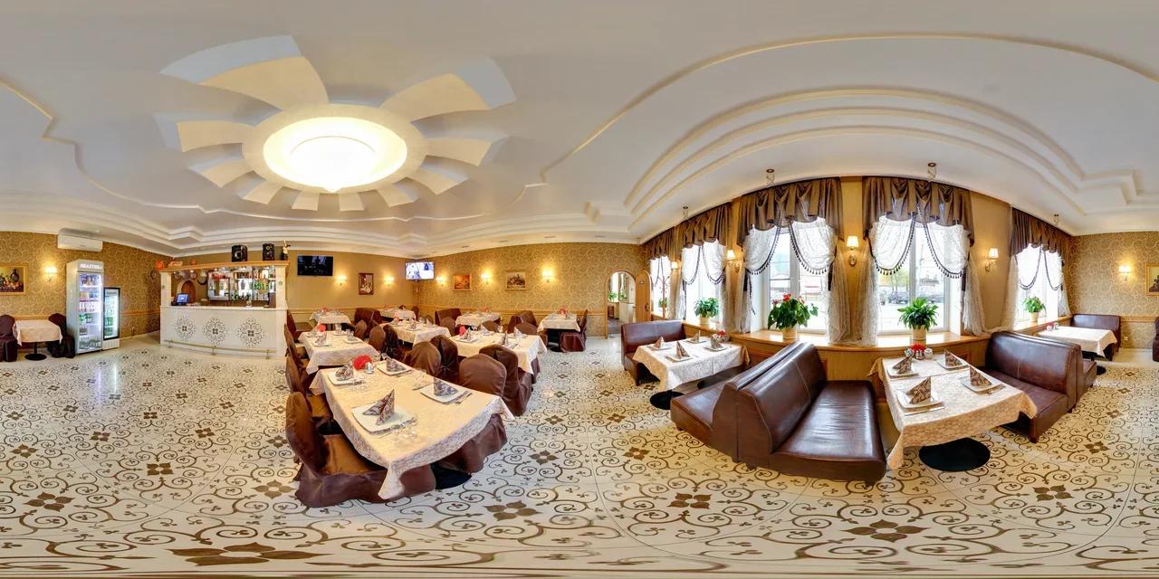 Кафе. Отель Чапаев